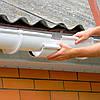 Водосточная система Технониколь пластиковая 152 / 100 устойчивая к морозу и УФ-лучам, фото 2