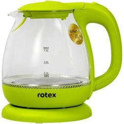 Електрочайник Rotex RKT80-GP 1л скляний
