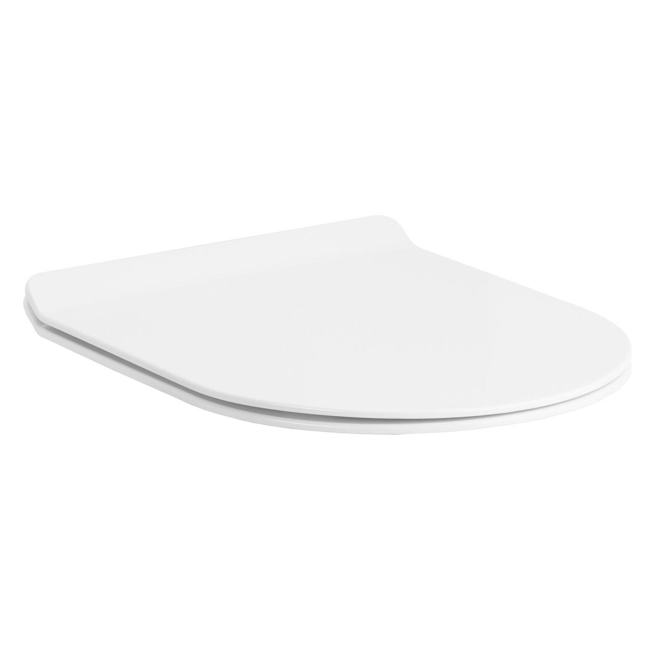 ALTEA/AIVA сиденье для унитаза Duroplast Slim slow-closing