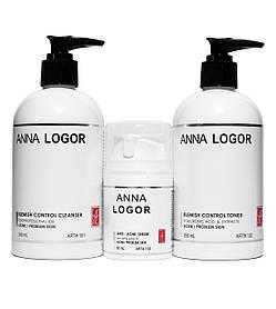 Набір косметики Anna LOGOR Серія для проблемної шкіри Art.101 134