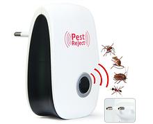 Ультразвуковий відлякувач гризунів та комах Ultrasonic Pest Repeller
