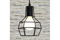 Лампа подвесная 7079002-1 черная Shop