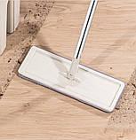 Швабра с ведром Scratch Cleaning Mop 00081, автоматический отжим, фото 4