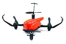 Квадрокоптер детский Wowitoys Space Racer H4816 с удержанием высоты и ИК-боем (красный)