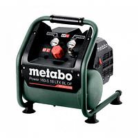 Аккумуляторный компрессор Metabo 160-5 18 LTX BL OF (без АКБ и ЗУ) (601521850)