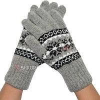 Жіночі рукавички, подовжені 05