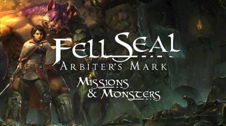 Fell Seal: Arbiter's Mark - Missions and Monsters ключ активации ПК