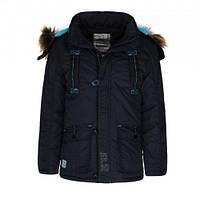 Куртка  для мальчика, Glostory, размеры 92/98, арт. BMA-6570