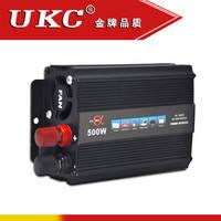 Преобразователь напряжения UKC Technology 500W (black series)