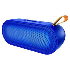 Портативная колонка Borofone BR8 Broad Sound Sports Синий