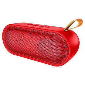 Портативная колонка Borofone BR8 Broad Sound Sports Красный