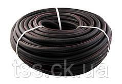 Шланг резиновый для газовой сварки I-6-0,63, 50 м. (ацетилен,пропан-бутан),0,63 Мпа ГОСПОДАР 81-8410
