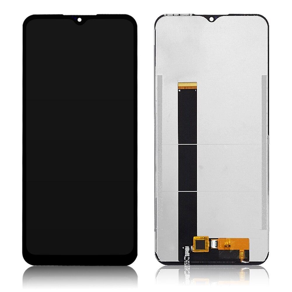 Дисплей (LCD) Doogee X95 с тачскрином, черный