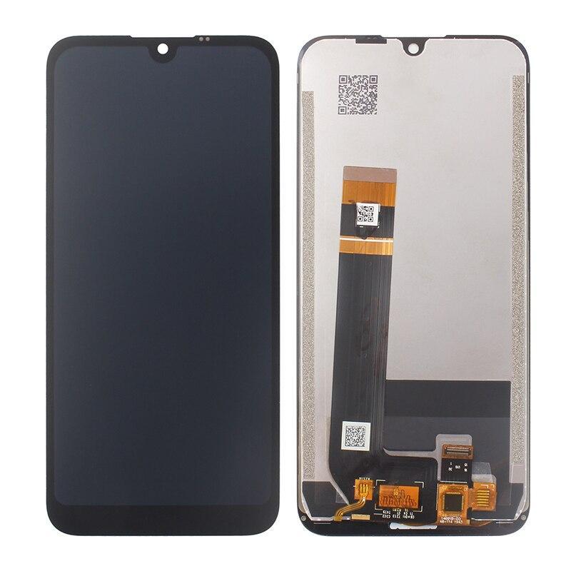 Дисплей (LCD) Nokia 1.3 с тачскрином, черный, оригинал (PRC)