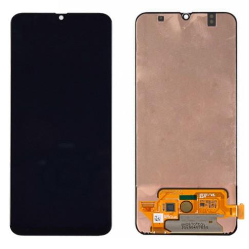 Дисплей (LCD) Samsung A705 Galaxy A70 (2019) TFT (підсвічування оригінал) з тачскріном, чорний