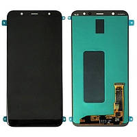 Дисплей (LCD) Samsung J805 Galaxy J8 Plus (2018) | A605 A6 Plus (2018) TFT (підсвічування оригінал) з