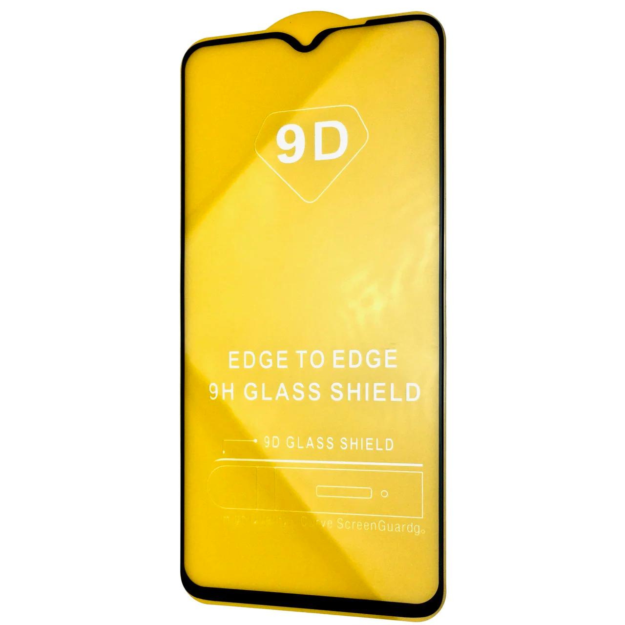 Защитное стекло DK Full Glue 9D для OnePlus 7T (09440) (black)