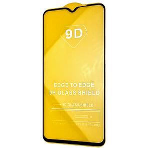 Защитное стекло DK Full Glue 9D для Oppo A9 (2020) (09440) (black)