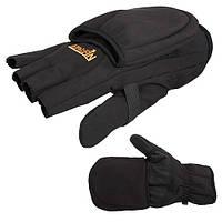 Рукавички-рукавиці Norfin Softshel вітрозахисні відстібаються