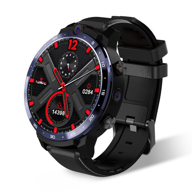 Смарт часы Lemfo LEM12 black