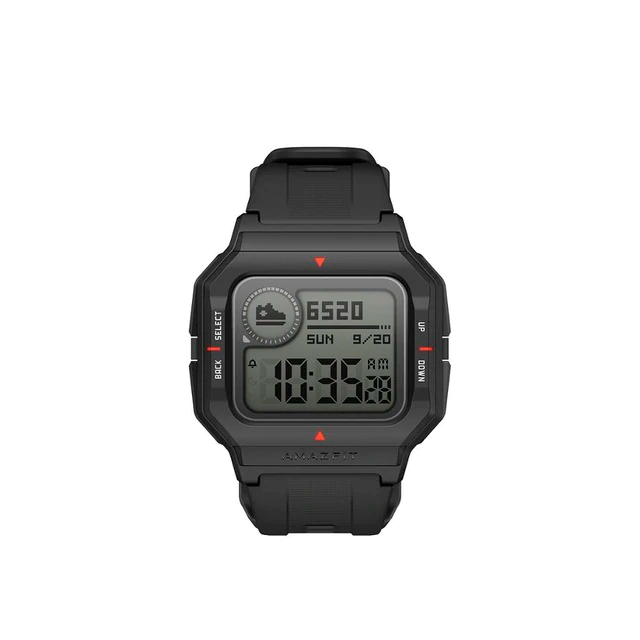 Смарт часы Xiaomi Amazfit Neo black