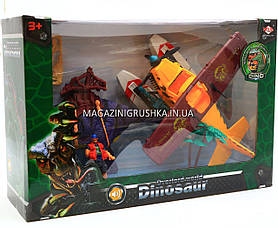 Игровой набор Динозавр 2121-26B (звук, движение)