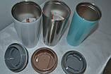 Термокружка Термостакан металическая, фото 5