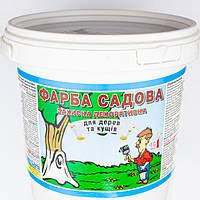 Краска для деревьев и кустов 1,4 кг ЛКМ