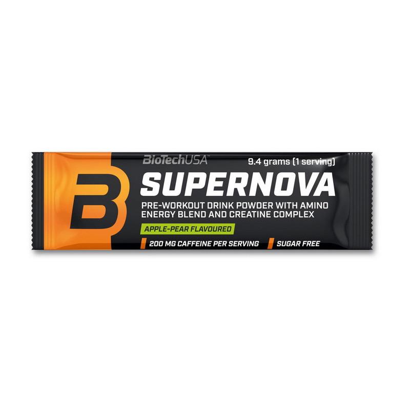 Предтренировочный комплекс BioTech SuperNova (9,4 g)