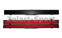 Футляр для кия-кейс KS-400 (р-р 81x6x4см, PVC, полиэстер, черный)