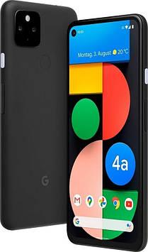 Смартфон Google Pixel 4a 5G 6/128GB Just Black Dual SIM (EU версия)