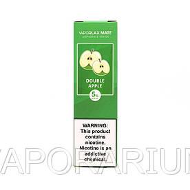 Одноразовая Pod система Vaporlax Mate Disposable Pod Device Double Apple 50 мг