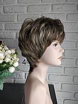 Парик короткая стрижка светлорусый блонд Madren 12H26, фото 3