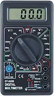 Электронный тестер, Multimeter 830 B, Мультиметр, Вольтметр амперметр, Измеритель тока! Хит продаж