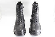 Зимние ботинки на шнуровке MeegoComfort A20665-3, фото 3