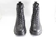 Зимові черевики на шнурівці MeegoComfort A20665-3, фото 3