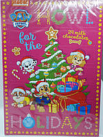 Шоколадные Адвент календарики, фото 1