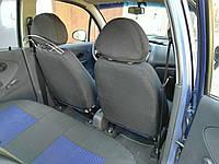 Чехлы на сидения автомобиля Део Матиз