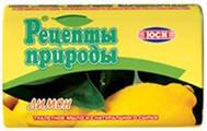 "Мило ""Рецепти природи"" 70г Лимон/-732/96"