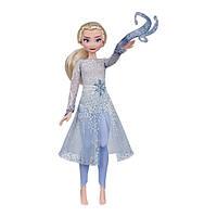 Интерактивная кукла Hasbro Frozen Холодное сердце 2 Эльза 35 см