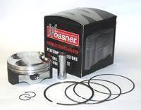 WOSSNER ПОРШЕНЬ GAS GAS TXT300 (78,96MM) (TRIAL) (8145DA)