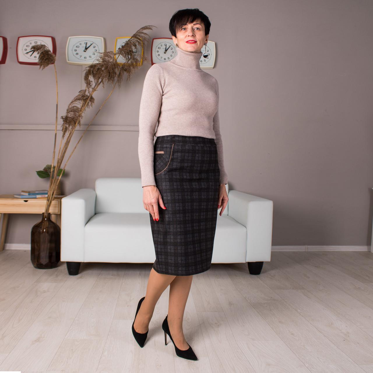 Женская Юбка Клементина №1 --58, 60