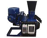 Гранулятор ОГП-140 (3 кВт 220\380В), фото 2