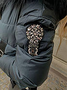Куртка с бантом TARUN Y020-823-SLH004, фото 3