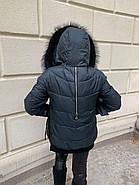 Куртка с бантом TARUN Y020-823-SLH004, фото 7