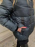 Куртка с бантом TARUN Y020-823-SLH004, фото 9