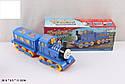 Детский музыкальный поезд Томас Train Thomas, музыкальный паровозик Томас 8928-02, фото 2
