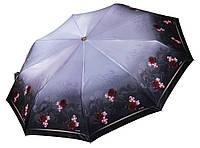 Зонт с цветами Три Слона 9 СПИЦ ( полный автомат ) арт. L3999-2, фото 1