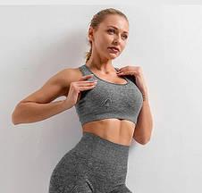 Комплект для фитнеса и йоги. Ассортимент расцветок., фото 3