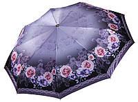 Зонт с цветами Три Слона 9 СПИЦ ( полный автомат ) арт. L3999-3, фото 1